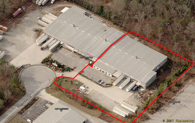 Ooltewah Light Manufacturing/Warehouse for Lease